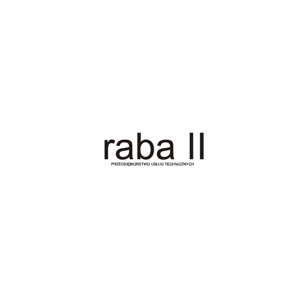 Industrial and commercial construction.  RABA II